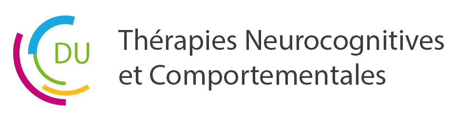 DU Therapies Neurocognitives Comportementales